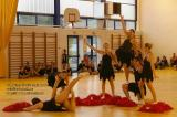 concours de majorettes st eloy les mines 15 juin 2008 cheerleaders copyright free photo royalty free photo