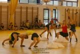 concours de majorettes majortwirls  st eloy les mines 15 juin 2008 cheerleaders copyright free photo royalty free photo